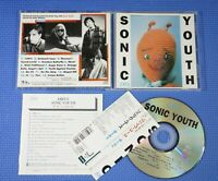 "Sonic Youth ‎- Dirty"" JAPAN CD OBI +1 Bonus track"