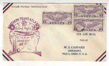 1939 New York to Newfoundland, FAM 18, C12
