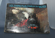 NB CATALOGUE TRAIN RIVAROSSI THE TRAINS THE MOST FAMOUS OF THE WORLD 77 78