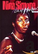 Nina Simone - Live At Montreux 1976  [DVD] [2006][Region 2]