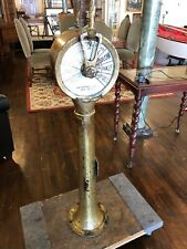 Antique Ships Engine Room Telegraph Jos. Harper & Sons New York NY