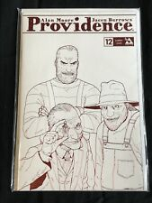 Providence 12 Blood Red Leather Cover Variant Alan Moore Avatar SEALED