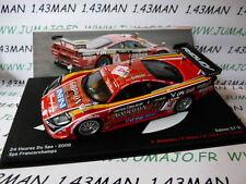 voiture 1/43 IXO Altaya 24 Heures SPA Francorchamps 2008 SALEEN S7-R Mollekens