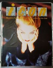 Madonna Icon magazine Vol 6, issue 1 You'll See