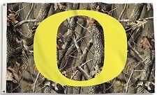 Oregon Ducks 3' x 5' Flag (Realtree Camo) NCAA Licensed