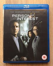 VIGILADOS: Person of Interest Temporada 1 Blu Ray Jim Caviziel castellano/inglés