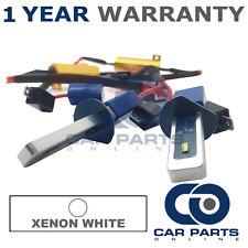 2X Canbus Blanco H1 6 5W CREE LED Bombillas Haz Principal Para Opel Insignia Vectra