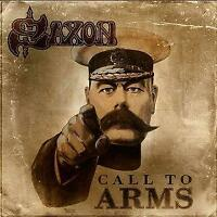Saxon - Call To Arms (NEW VINYL LP)