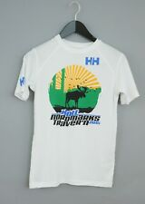 Men Helly Hansen T-Shirt Training Activewear Crew Neck Short Sleeves XS VAA889
