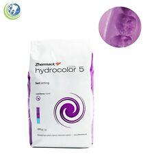 Zhermack Alginate Chromatic Hydrocolor 5 Dental Impression 1lb 453g Berry Fast