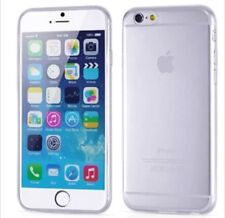 iPhone 6s Front And Back Clear Soft Case Cover Ultra Thin Full Body Protection