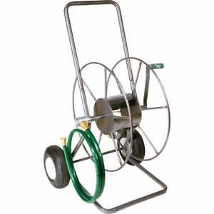 Yard Butler 200 Ft. Metal Metal Portable 2-Wheel Hose Reel HT2EZ  - 1 Each