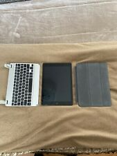 Apple iPad Bundle W/ Brydge Bluetooth Keyboard And Smart Cover  (6th Generation)