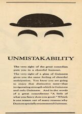 GUINNESS UNMISTABILITY, Ireland, date unknown, 250gsm A3 Poster