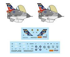 WANDD Studio EGGPLANE F-16 R.O.C. (Taiwan) AF with correct resin tail