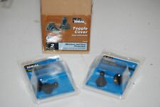 Ideal Moisture and Dust Resistant Toggle Switch Cover 10 packs of 2 each (20)