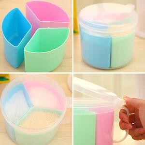 Kitchen 3 in 1 Spice Jar Condiment Storage Seasoning Bottles Container Box Jars
