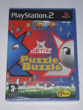 Jeu vidéo Sony PS2 playstation 2 Jetix Puzzle Buzzle neuf
