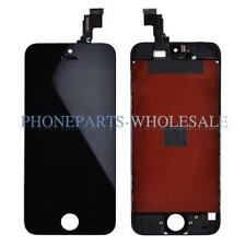 Black LCD Touch Screen Digitizer + Frame Assembly Replacement For iPhone 5C USA