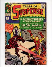 Tales of Suspense #52 (1964, Marvel) 1st App Black Widow, Stan Lee, Heck, VG/VG+