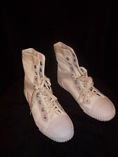 G Star White High Top Brand New Tennis  Shoes Size 38.  M