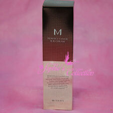 Missha M Perfect Cover BB Cream Foundation