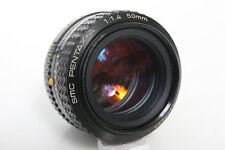 SMC Pentax - A 50mm f1.4 Lens