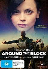 AROUND THE BLOCK (2012) - RICCI, RUBY ROSE AUSTRALIAN DRAMA  NEW DVD
