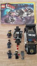 The Lego Movie Bad Cop Car Chase Model Number 70819