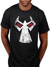 Official Batman Bane Mask T-Shirt DC Comics Cartoon Dark Knight Marvel Gotham