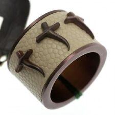 BREIL Milano - CRUCIFIX  Edelstahl Ring, Größe 53 ( 16,8 mm )