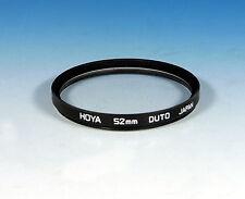 Hoya ø52mm FILTRO FILTRO FILTRE duto sfiati screw-in (203859)