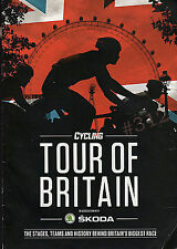 Cycling Tour of Britain 2013 GUIDE ... STAGES with MAPS Distances Elevations