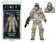 "NECA Aliens 3 Series 8 Weyland Yutani Commando 7 "" White Action Figure Model"