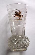 antikes Freimaurerglas von 1895