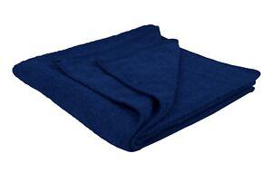 Luxury Bath Towel - Navy - Bath Sheet (Hotel, Spa, Bath) Large, Soft, Absorbent