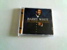 "BARRY WHITE ""THE ULTIMATE COLLECTION"" CD 18 TRACKS"