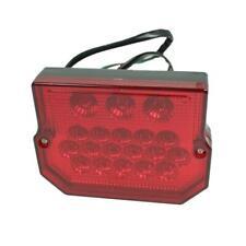 LED Rücklicht pas. f. Simson SR50 SR80 S53 S83 S51 MZ ETZ 150 250 301 E-Zeichen