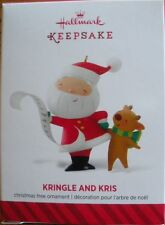 Hallmark 2014 - Kringle and Kris - 1st in Series - NEW