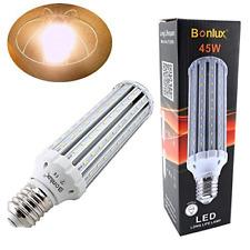 Bonlux 45W Large Mogul Base E39 E40 LED Corn Bulb AC 85-265V Warm White - 400W H