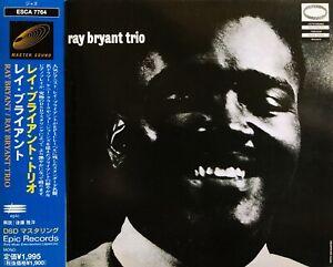 CD RAY BRYANT TRIO - JAPAN Pressung Jazz