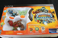 Skylanders Giants PS3 Starter Pack with Glow in Dark Figure & Portal of Power
