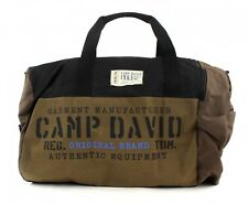 CAMP DAVID Cross Body Bag Camden Bay Travel Black
