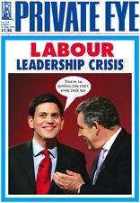 PRIVATE EYE 1216 - 8 - 21 Aug 2008 - Miliband Brown - LABOUR LEADERSHIP CRISIS