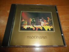 DEEP PURPLE Made in Japan CD ALBUM HOLANDA EMI CONTIENE 7 TEMAS