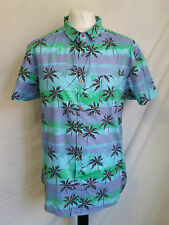 Fitted Hawaiian Casual Shirts & Tops for Men
