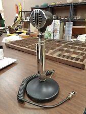 Astatic Microphone 10-DA and T-UG8 Stand, CB / Ham Radio