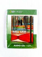 Well Said Intro Pronunciation for Clear Communication CD 1 and 2 Grant Einselen