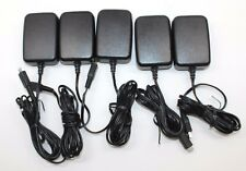 Lot of 5 Blackberry Micro USB Folding Wall Charger PSM04A-050RIM 5V 700mA OEM