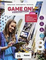 Game on video edition vol.3 Petrini scuola DeA codice:9788849421804